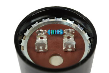 Capacitors for How to test a motor start capacitor